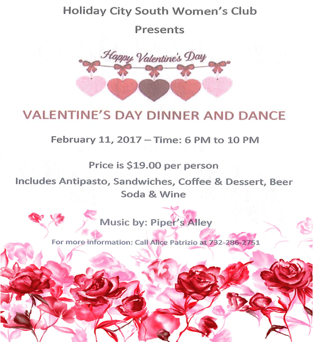 6p Valentine S Day Dinner Dance